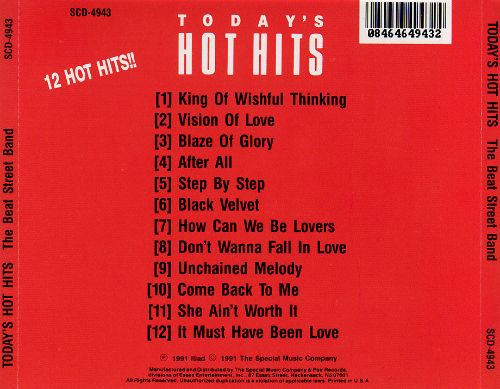 Today's Hot Hits