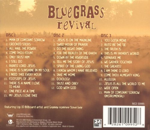 Bluegrass Revival