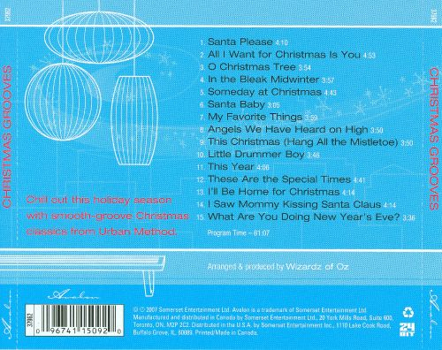 Christmas Grooves