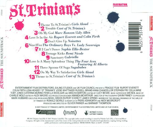St trinians song free mp3 download.