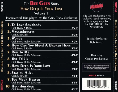 How Deep Is Your Love: The Bee Gees Story