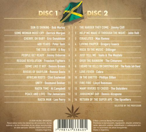 Reggae Hits [Music Brokers]