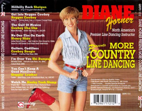 More Country Line Dancing