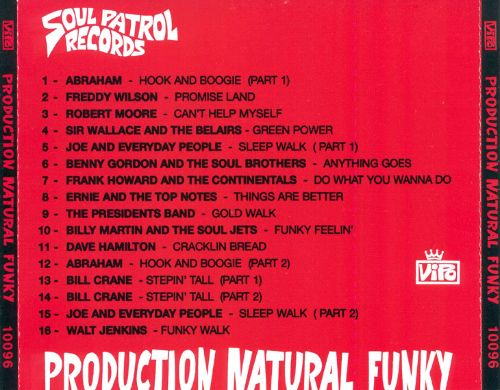 Production Natural Funky