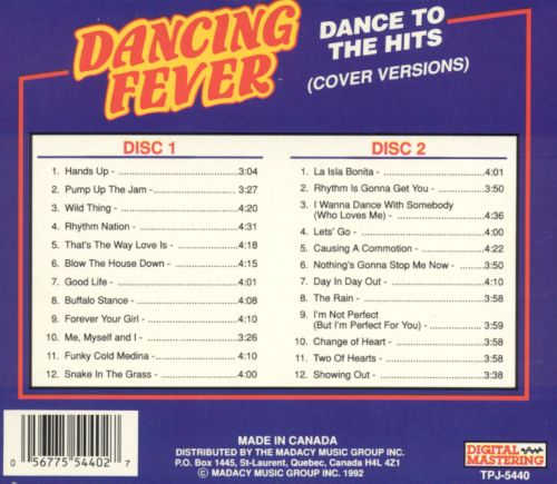 Dancing Fever: Dance to the Hits