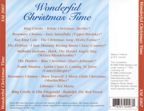 Wonderful Christmas Time [United Multi Media]