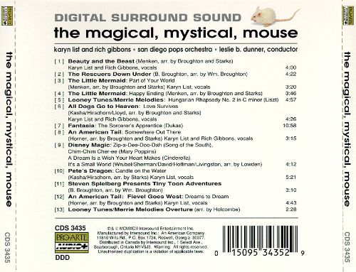 The Magical, Mystical, Mouse