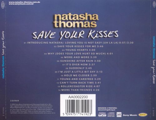 Save Your Kisses
