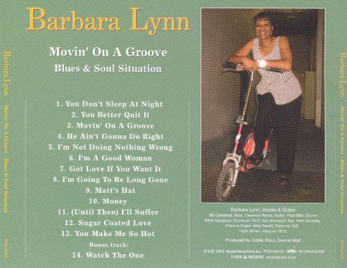 Movin' on a Groove: Blues & Soul Situation