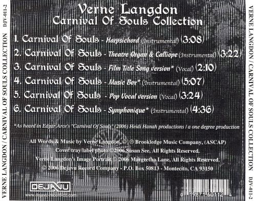 Carnival of Souls Collection