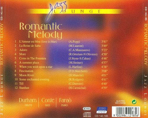 Jazzlounge: Romantic Melody