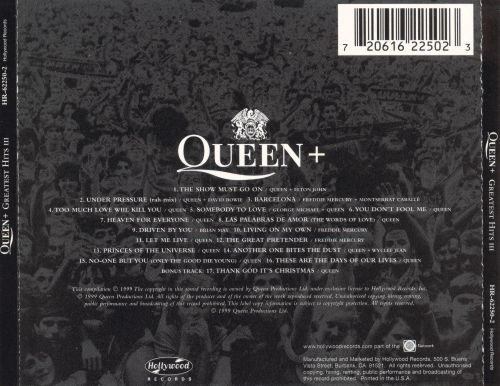 queen greatest hits 3 - photo #25