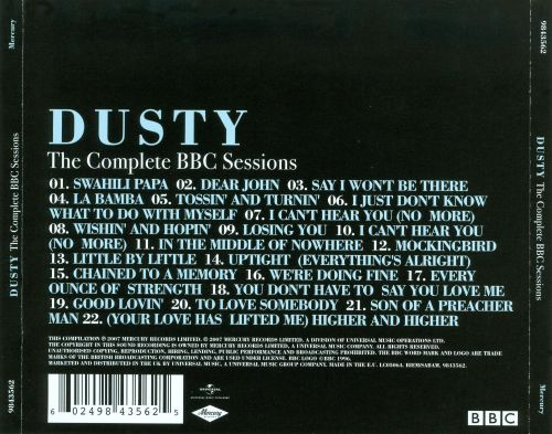 Complete BBC Sessions