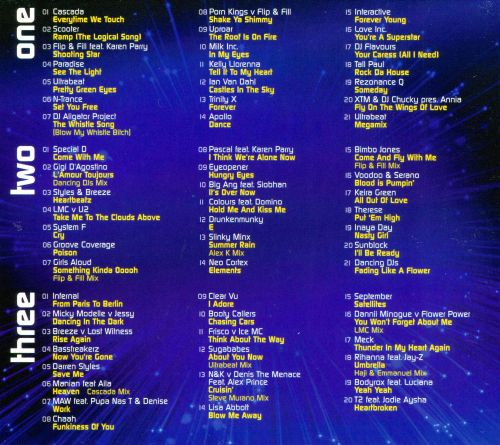 Clubland Classix Various Artists Songs Reviews