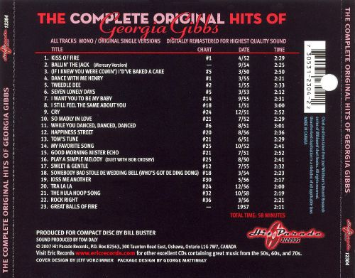 The Complete Original Hits