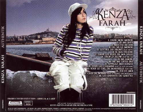 album kenza farah authentik