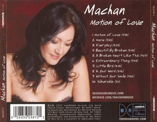 Motion of Love