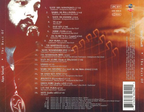 Best of Alan Stivell