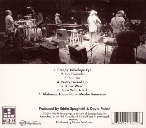 Mid-Fi Field Recordings Vol. 1: Live at the Tractor Tavern, Seattle, Washington