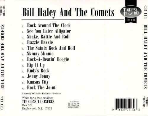Bill Haley & the Comets [Timeless]
