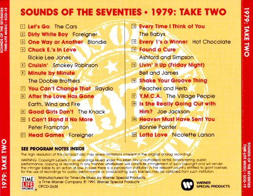 Sounds of the Seventies: 1979 - Take Two