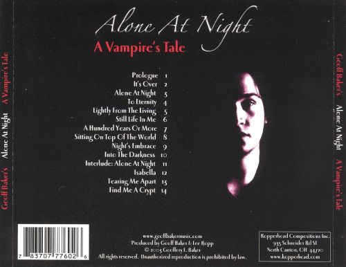 Alone at Night: A Vampire's Tale