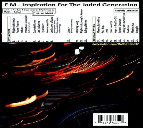 Film Music: Inspiration for the Jaded Generation