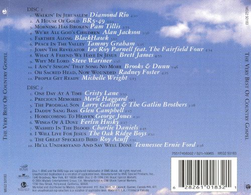 The Very Best of Country Gospel