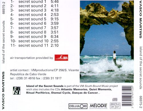 Island of the Secret Sounds