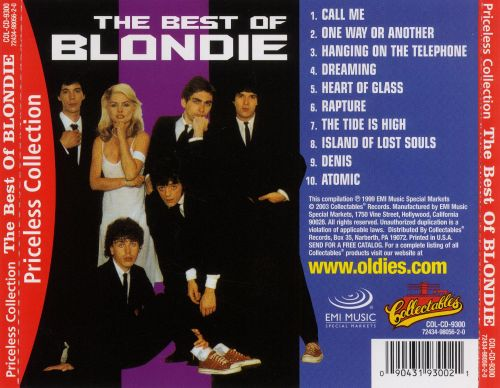 Best of Blondie [Collectables]