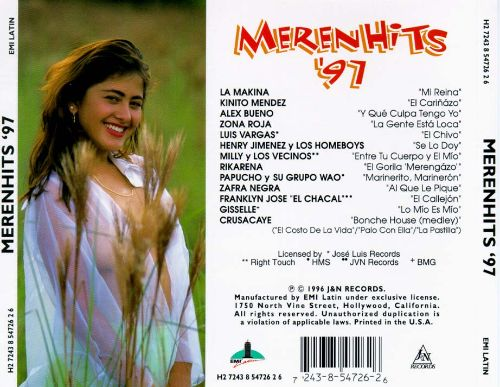 Merenhits '97