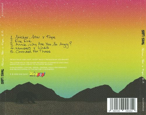 Sticker, Star and Tape EP