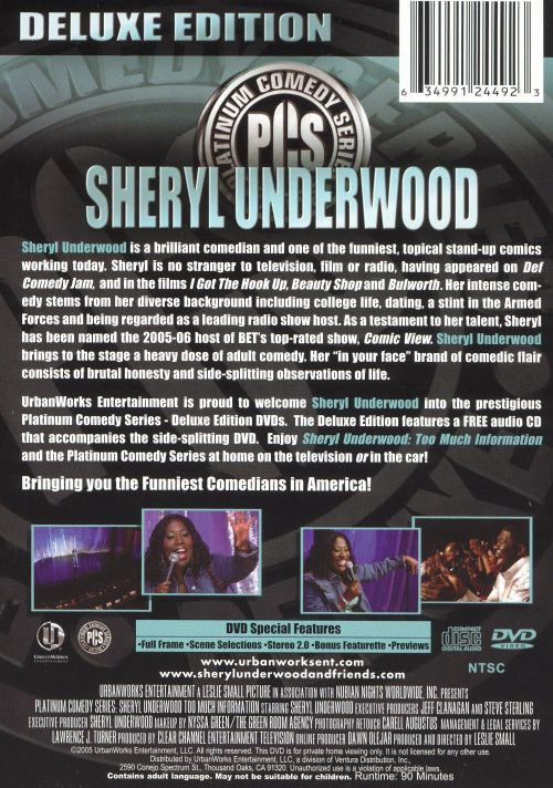 Too Much Information [DVD/CD] [Deluxe Edition]