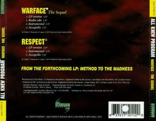 Warface - The Sequel