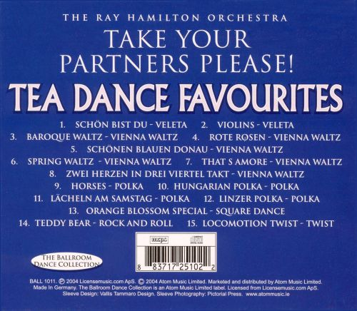 Take Your Partners Please!: Tea Dance Favourites
