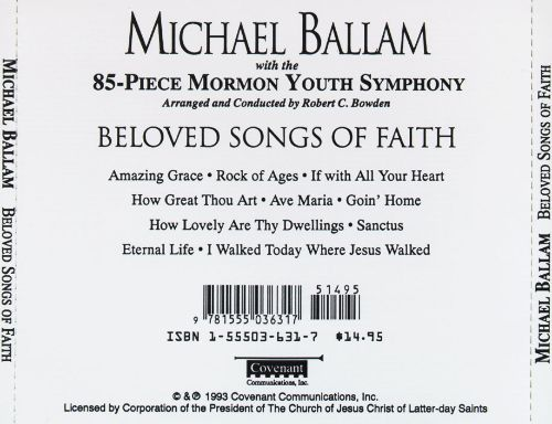 Beloved Songs of Faith