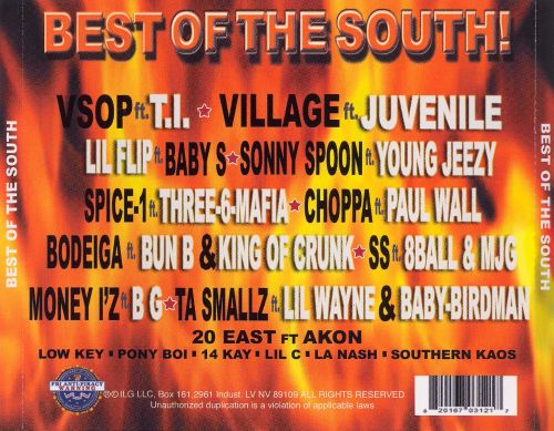 Best of the South [United]