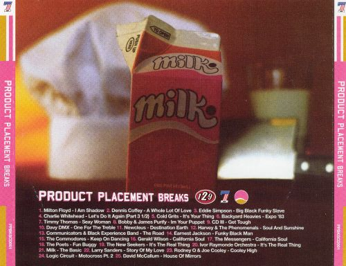 Product Placement Breaks