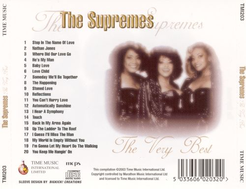 The Supremes [Time Music]