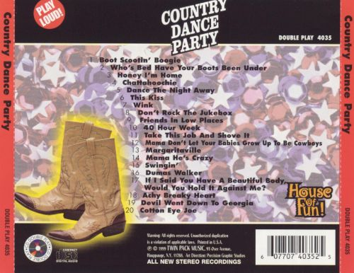 Country Party [Double Play]