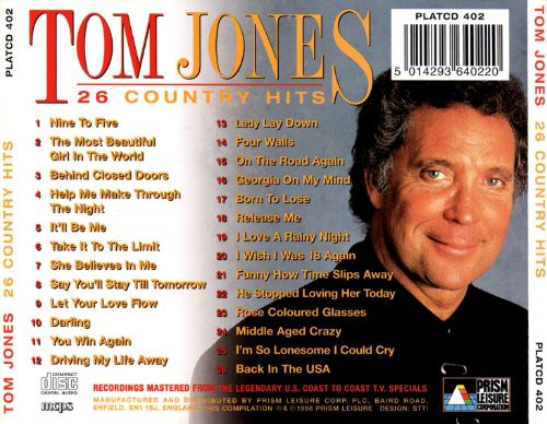 26 Country Hits