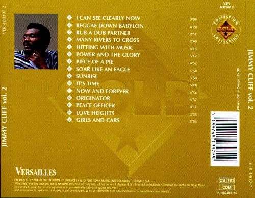 Jimmy Cliff, Vol. 2