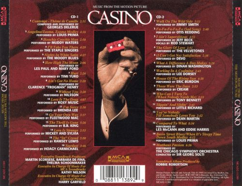 Casino scorsese soundtrack casino party service axel rother menden