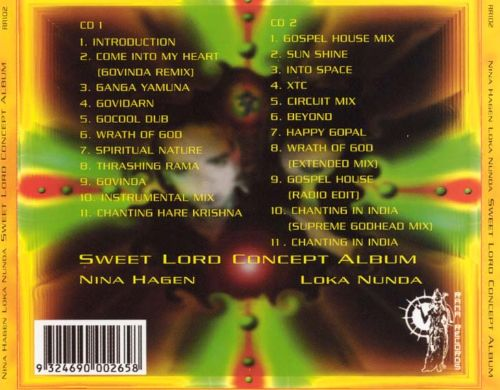 Sweet Lord Concept Album