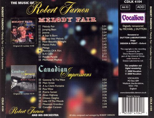 Music of Robert Farnon
