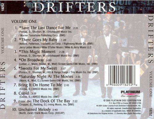 The Drifters, Vol. 1