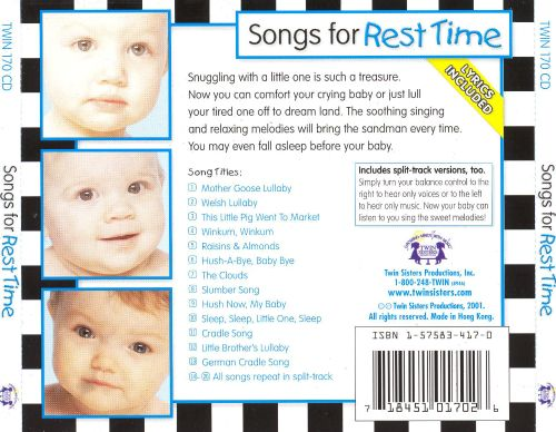 Songs for Rest Time