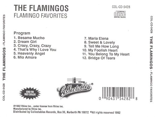 Flamingo Favorites