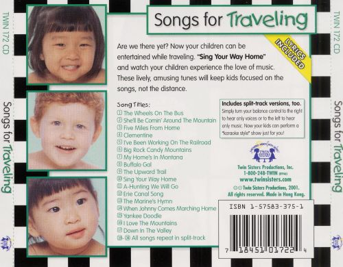 Songs for Traveling