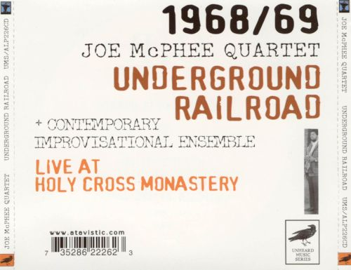 Underground Railroad/Live at Holy Cross Monastery